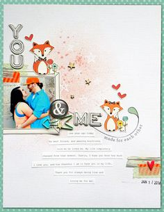 So That's Hybrid? 8 Ideas for Using Digital Scrapbooking Products On Paper Pages | Amy Kingsford | Get It Scrapped