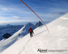 Alpinist Wallpaper