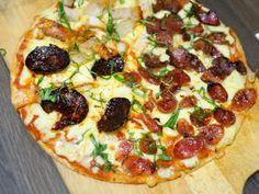 Quattro Pork Pizza at Interlude, TTDI