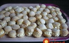 Archívy Recepty - Page 36 of 800 - To je nápad! Mini Desserts, Sweet Desserts, Sweet Recipes, Czech Recipes, Pavlova, Desert Recipes, Mini Cakes, Deserts, Food And Drink