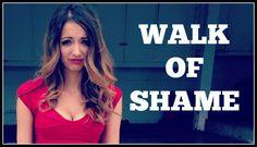 WALK OF SHAME CHALLENGE