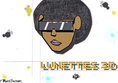 #Lunettes3D #MuziFactory #BleureIndigo #Dessin