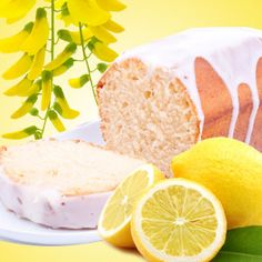 Lemon Pound Cake Fragrance Oil | Natures Garden Scented Oils #lemonscent #poundcakescent