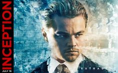 Leonardo Dicaprio In The Movie Inception
