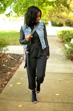 Best Casual Fall Outfits Part 12 Casual Fall Outfits, Fall Winter Outfits, Autumn Winter Fashion, Cute Outfits, Casual Fridays, Black Outfits, Winter Wear, Summer Outfits, Black Women Fashion
