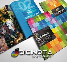 Plantillas de folletos trípticos y dípticos en PSD, Illustrator y Corel mas  brochures