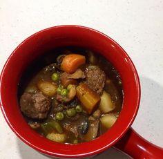 Gardein Beefless Tips Soup With Hard Apple Cider Vegan Beef, Vegan Soups, Vegan Meals, Vegan Food, Low Fat Vegan Recipes, Vegetarian Recipes, Healthy Recipes, Healthy Food, Hard Apple Cider