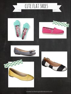 The Inspiration Board » Flats