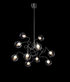 Harco Loor Riddle Six Lamp Collection