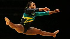 Team Jamaica Olympics » Jamaican gymnast Toni-Ann Williams qualifies for Rio 2016 Olympics