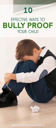 As parents, we never want our kids to be victims of bullying. So we want to guard them against these heartless and mindless bullies who will do everything to make our child feel worthless. #bullying #help #advice