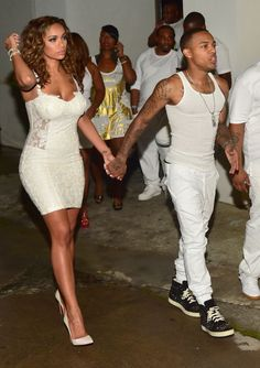 Erica Mena and Shad Moss (a.k.a. Bow Wow). See 18 more celebrity ladies who are taller than the leading men in their lives.