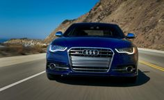 Audi S6 model - http://autotras.com