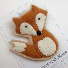 fox ornament  Felt                                                                                                                                                      More