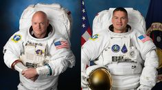 Astronaut Scott Kelly Talks about His Year in Space