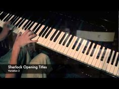 Sherlock Piano Medley: OH MY GOSH HOW IS THIS SO BEAUTIFUL? This is utter magic spun in the air.