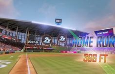 MLB Home Run Derby VR Game to Land on PSVR and Vive This Spring