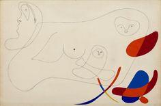 Collection Online   Joan Miró. Untitled. August 1934 - Guggenheim Museum