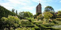 DEN HVIDE HAVE VED SISSINGHURST CASTLE - Sissinhurst Castle UK