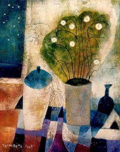 Yoshiro Tachibana 1941 | Japanese naif painter | Tutt'Art@