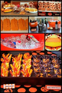 Halloween Party Ideas Food