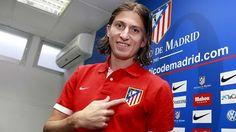 Filipe Luis es nueva estrella del Atlético de Madrid 2015 2016
