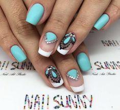 Holiday Inspired Nails 2017   Nail Art Styling