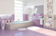 Apartamente de vanzare in Sibiu - Smart Imobiliare, Locatii exclusive Purple Bathrooms, Memphis Design, Interior Decorating, Interior Design, Decorating Ideas, Pink Room, Dream House Plans, Home Bedroom, Bathroom Interior
