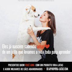 Neste dia dos namorados, presenteie quem você ama e ajude milhares de cães abandonados!  www.lojaanimi.com.br  #namorados #VL #animioficial #cinemas #diadosnamorados #mutt #viralatas