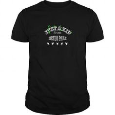 I Love Just A Kid From Menlo Park California T shirts