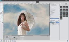 """This is """"Using Cloud Overlays"""" by Pretty Presets for Lightroom on Vimeo, the home for high quality videos and the people who love them. Photoshop For Photographers, Photoshop Photography, Photography Branding, Photoshop Tutorial, Photography Tutorials, Photography Business, Photoshop Actions, Lightroom, Photography Projects"""