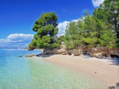 Makarska, Croatia. Photo: Makarska Riviera Beaches   - Explore the World with Travel Nerd Nici, one Country at a Time. http://TravelNerdNici.com
