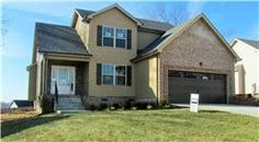 1084 Castlerock Dr Clarksville. TN MLS 1580517~Awesome Floor Plan w/ So Much Space ~Master Suite on Main Level is Incredibly Spacious~ Formal Dining Room Or Den~ Eat In Kitchen W/ Bay Window ~ Granite Counters~Hardwood Floors ~ Fireplace~ A Cozy Bonus Room~ Close to Post~ A Must see!! Call me for more information @931-561-1103 or visit my website www.betterhomesinclarksville.com