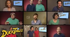 DuckTales Reboot Voice Cast Announced -- British actor David Tennant will portray the iconic Scrooge McDuck, leading the talented voice cast for Disney XD's DuckTales reboot. -- http://tvweb.com/ducktales-voice-cast-disney-xd-david-tennant/