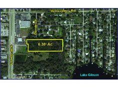 Lakeland, Polk County, Florida Land For Sale - 6.38 Acres