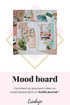 Pourquoi et comment créer un mood board dans un bullet journal. Une idée de page sympa et très facile à créer dans un bujo en fonction de l'humeur ou de la saison. Je vais m'en servir à présent tous les mois, pour créer un monthly log facilement mais avec quelques notes de couleurs. Un mood board, c'est une création très personnelle toutefois bien différente du vision board. L'un est pour la détente et le bien-être, l'autre un outil puissant de développement personnel.