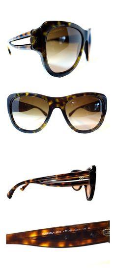 Chanel CH5272QA c.501S8 55 #apparel #eyewear #chanel #sunglasses ...