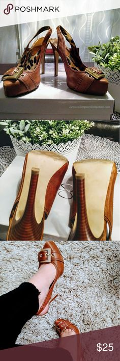 👠Heeled Pumps✳️🌷 Heeled Jessica Simpson pumps!! Worn once!!! In great condition!! Jessica Simpson Shoes Heels