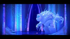 Frozen After Credits Scene - Marshmallow Becomes The Queen I just saw this today while babysitting because I let the credits roll.