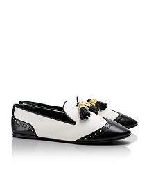 Gaudio Loafer- love these  toryburch loafers.Tom boy chic! Ballerine 273ad42c42c