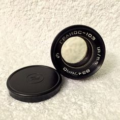 #Helios-103, 1.8/53 #Vintage Soviet #Rangefinder Lens. Kiev/Contax Mount #8347880 #Helios