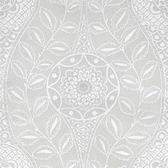 Papel Pintado Harlequin  FLORENTINE MINERAL  SHELL 110631 . Disponible online en Modacasa.es