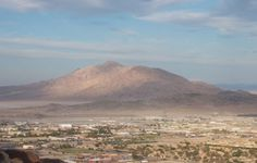 Tiefort Mountain: Fort Irwin, CA. Been here, My sister was station there. Beautiful mountains there!