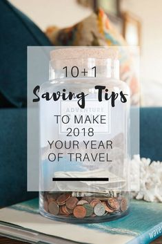 10+1 Saving tips to make 2018 your year of travel | Ioanna's Notebook