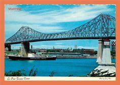 a270/345 MONTREAL Le Pont Jacques Cartier | eBay