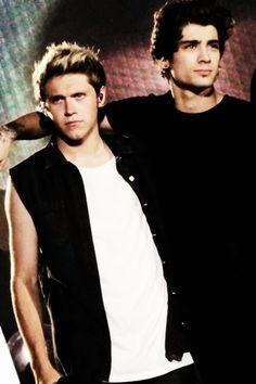 Niall and Zayn ❤️