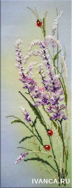Овен наборы для вышивания : Набор для вышивания арт.Овен - РК-010 Полевые цветы