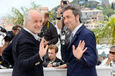 Paolo Sorrentino and Toni Servillo - Photocall - La Grande Bellezza © FDC / L. Otto-Bruc