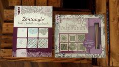 Zentangle das Einführungsbuch + Kreativ-Set zum Sofort-Loslegen Tangle NEU | eBay