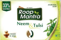 Roop Mantra Neem and Tulsi Soap